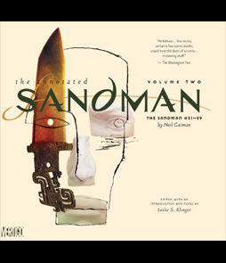 Annotated Sandman Vol. 2