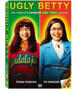 Ugly Betty: Season 4 DVD
