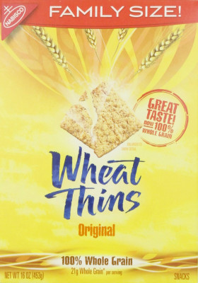 Christopher's Favorites ☞ Wheat Thins