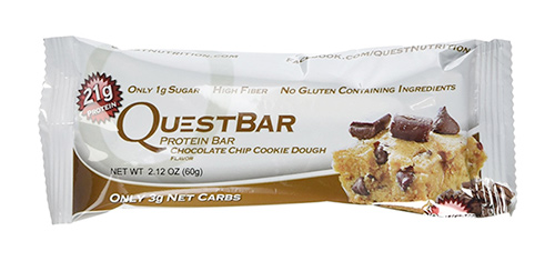 Eric's Favorites ☞ Quest Bar — Cookie Dough
