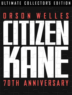Eric's Favorites ☞ Citizen Kane