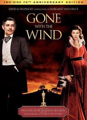 Eric's Favorites ☞ Gone With The Wind