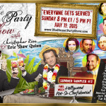 TDPS SUMMER SAMPLER #2: HOLLYWOOD NOT-SO-CONFIDENTIAL with Shoshana Bean, Laura Benanti, Marcia Clark, Jackie Collins, Blake Crouch, Barrett Foa, Bryan Fuller, Terry Hayes, Chad Hodge, Ted Johnson, Heather Matarazzo, Jack Morrissey and Tim Williams