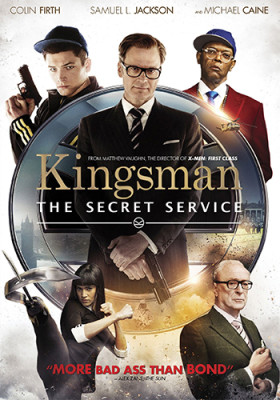 Christopher's Favorites ☞ Kingsman: The Secret Service
