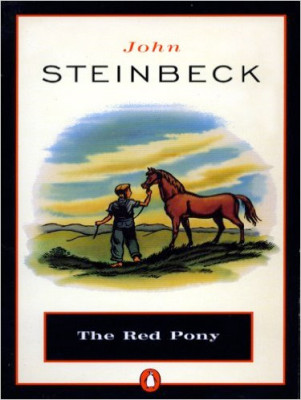 Guest Favorites: Patricia Nell Warren ☞ THE RED PONY by John Steinbeck