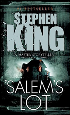 Guest Favorites: Bryan Fuller ☞ SALEM'S LOT by Stephen King