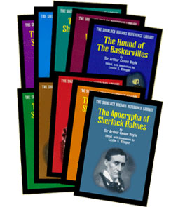 The Sherlock Holmes Reference Library: Complete set