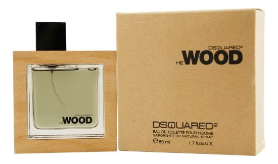 Christopher's Favorites ☞ He Wood by Dsquared2 for Men