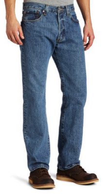 Christopher's Favorites ☞ Levi's Mens' 501 Original Fit Jean
