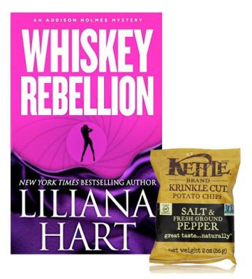 Eric's Favorites ☞ Whiskey Rebellion by Liliana Hart