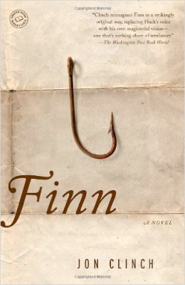 Eric's Favorites ☞ Finn by Jon Clinch